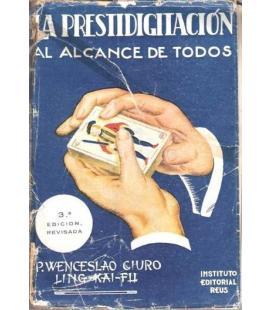 LA PRESTIDIGITACION AL ALCANCE DE TODOS W.CIURO/MAGI/171