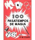 100 PASATIEMPOS DE MAGIA /W.CIURO/MAGICANTIC/154