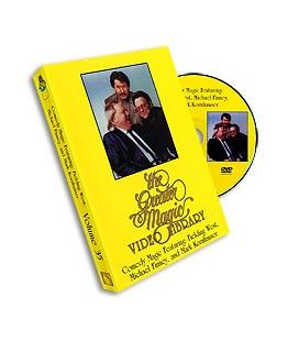 DVD COMEDY MAGIC GREATER MAGIC 35