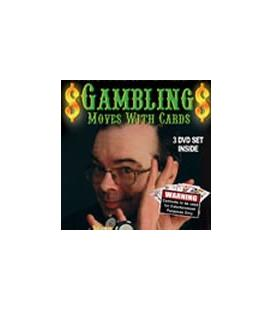 DVD GAMBLING/SET 3 DVD/SIMON LOVELL
