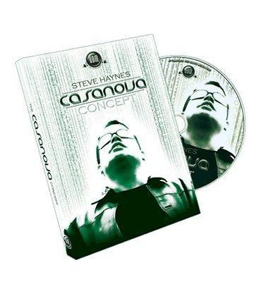 DVD CASANOVAS CONCEPT/STEVE HAYNER