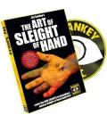 DVD THE ART OF SLEIGHT OF HAND SANKEY