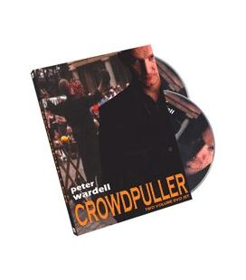 DVD CROWDPULLER 2 DVD SET PETER