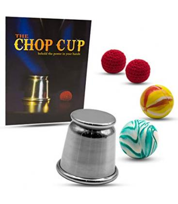 Chop Cup with Props & Training Course