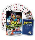 80 Magic Tricks Jaw Droppers Kit