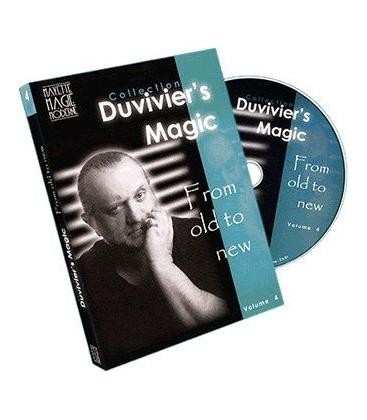 DVD DUVIVIER´S MAGIC/FRON OLD TO NEW V.4