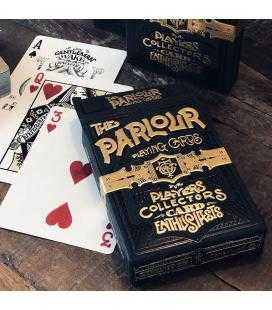 Parlour Playing Cards - Black Limited Edition