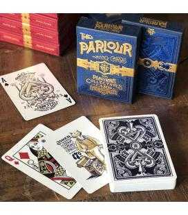 Parlour Playing Cards - BLUE