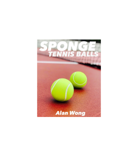 Sponge Tennis Balls (3 Un.) By Alan Wong