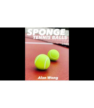 Sponge Tennis Balls (3 Un.) By Alan Wong