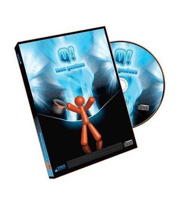DVD Q ! TOON GENIUS
