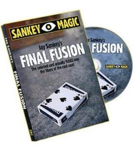 DVD FINAL FUSION/JAY SANKEY