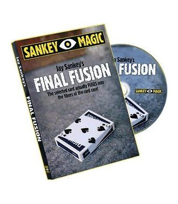 DVD FINAL FUSION/JAY SANKEY