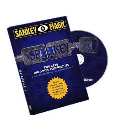 DVD SPOOKEY/JAY SANKEY