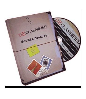 DVD DESCLASSIFIED V. 1 Y 2