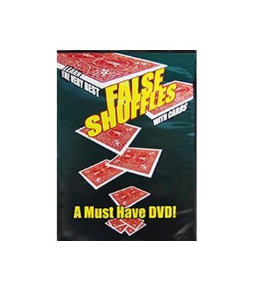 DVD FALSE SHUFFLES/CON JUEGO INCLUIDO