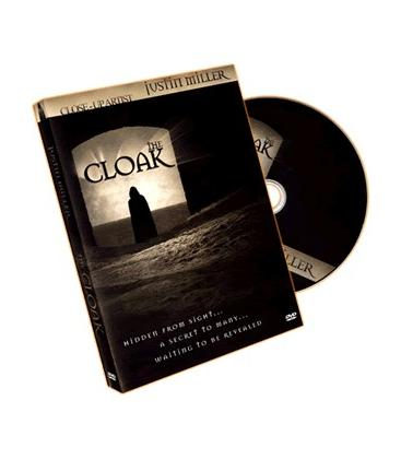 DVD THE CLOAK/JUSTIN MILLER