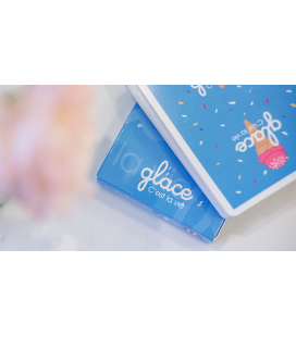 Glace Playing Cards by Bacon P.C. Co