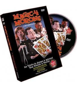 DVD MAGIC 4 MORONS
