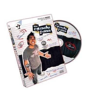 DVD MUSCLE PASS/JAY NOBLEZADA