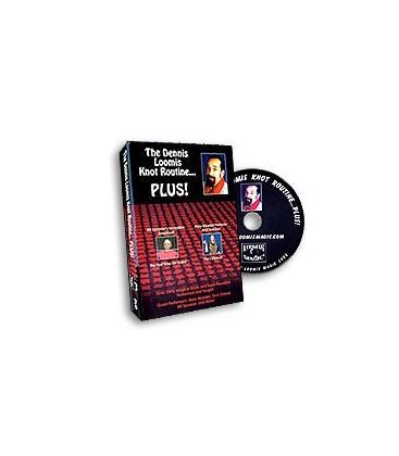 DVD DENNIS LOOMIS KNOT ROUTINE