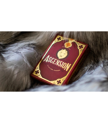 Ascension Lion Playing Cards By Steve Minty