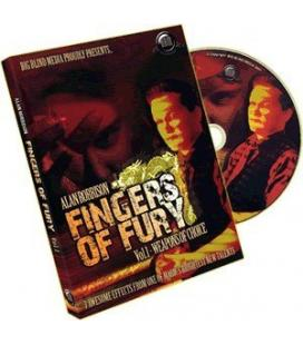 DVD* Fingers Of Fury V.1