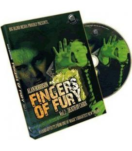 DVD FINGERS OF FURY V.2