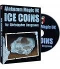 DVD ICE COINS/ALAKAZAN MAGIC UK&CHRISTOPHER CONGREAVE