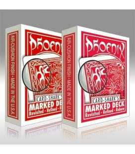 Phoenix Marked Deck – Red