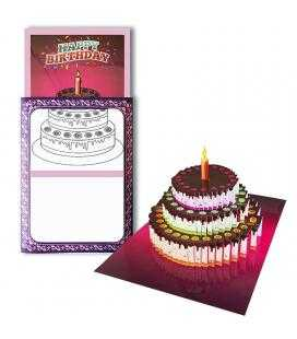 3D Birthday Card Surprise