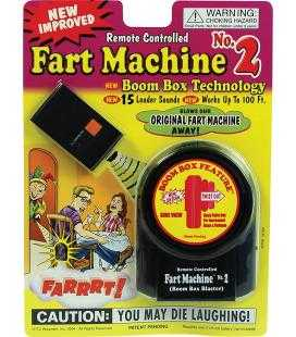 Remote Controlled Fart Machine