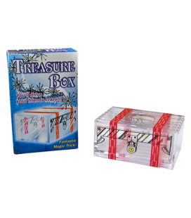 TREASURE BOX (CAJA PUZZLE)