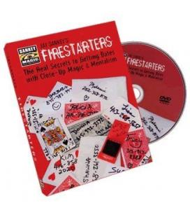 DVD FIRESTARTES JAY SANKEYS