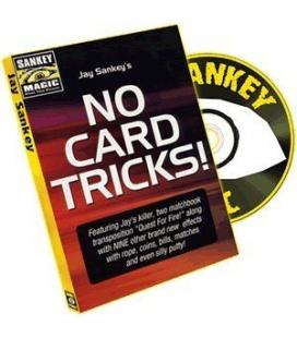 DVD* No Card Tricks/Jay Sankey