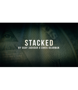 STACKED By C. Dearman & Uday