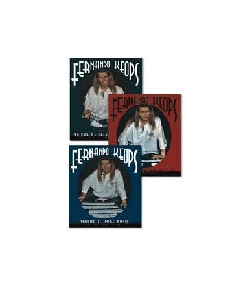 DVD FERNANDO KEOPS/SET 3 DVD
