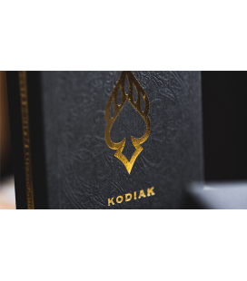Kodiak Playing Cards By Jody Eklund