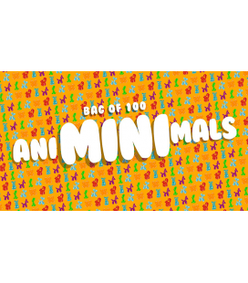 Animinimals (100 Un. Refill Pack) By Billy Damon
