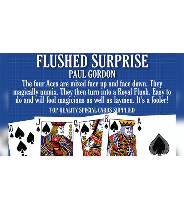 FLUSHED SURPRISE By Paul Gordon
