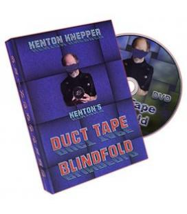 DVD DUCT TAPE BLINDFOLD KENTON