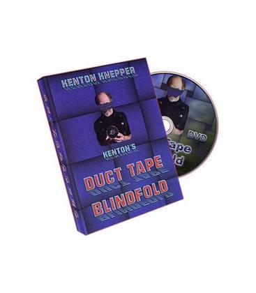 DVD DUCT TAPE BLINDFOLD KENTON