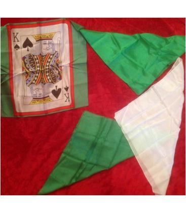 Pañuelo Siglo Xx Carta*Sitta**172