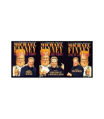 DVD FINNEY VOL 1-2-3 UNIDAD