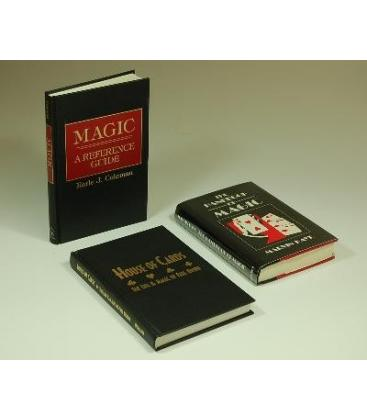 Magic - A Reference Guide and More/MAGICANTIC/5095 /3 LIBROS
