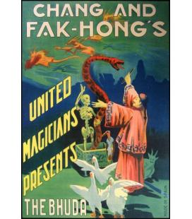CHANG & FAK-HONGS-UNITED MAGICIENS PRESENTS THE BHUDA/Magicantic