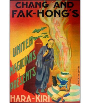 CHANG & FAK-HONGS-UNITED MAGICIENS PRESENTS HARA-KIRI/Magicantic