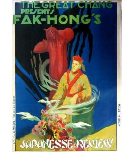 CHANG & FAK-HONGS-UNITED MAGIC. PRESENTS JAPONESSE REVIEW/MAGICT