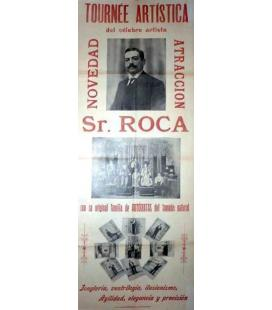 TOURNE ARTISTICA SR. ROCA/MAGICANTIC