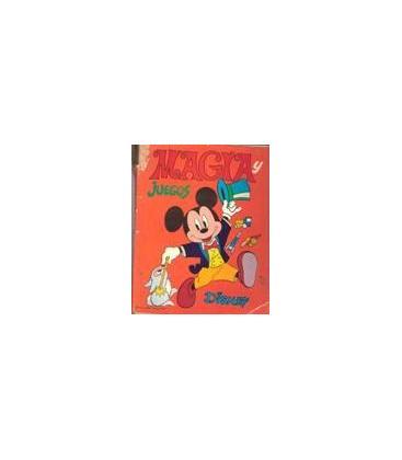 MAGIA Y JUEGOS/DISNEY/MAGICANTIC/35 C